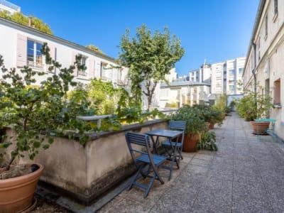 Paris - 2 pièce(s) - 45.33 m2 - Rez de chaussée