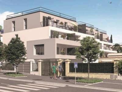 Marseille - 79.1 m2 - 1er étage