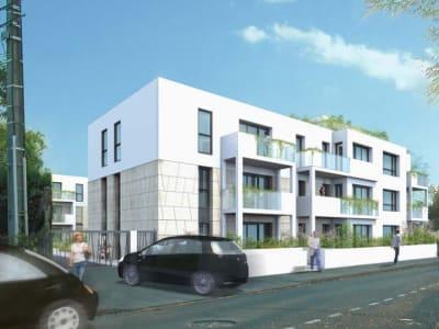Bordeaux Cauderan - 94.1 m2 - 3ème étage