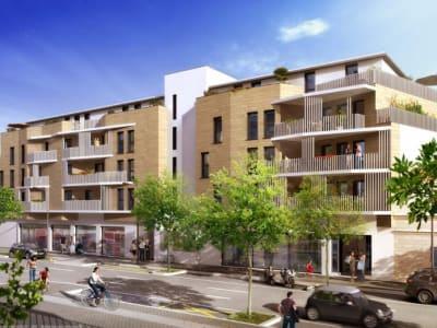 Bordeaux Cauderan - 43.88 m2 - 2ème étage
