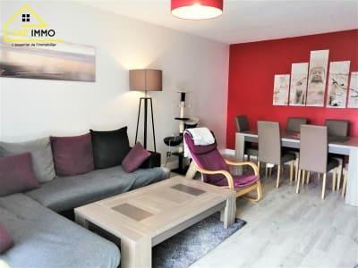 Villeurbanne - 3 pièce(s) - 76 m2 - 4ème étage