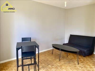 Charpieu - 1 pièce(s) - 24.42 m2 - 1er étage