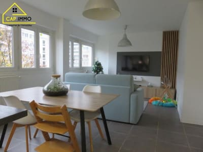 Decines Charpieu - 4 pièce(s) - 79 m2 - 1er étage
