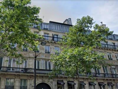 Paris 02 - 2 pièce(s) - 10.4 m2 - 6ème étage