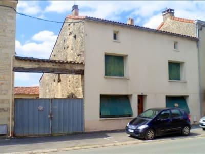Vente maison / villa Mansle