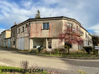 IMMEUBLE  MIXTE PRAYSSAS - 2 Lots - 160 m²