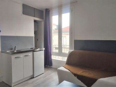 Paris 19 - 1 pièce(s) - 11 m2