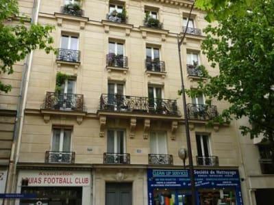Paris 17 - 2 pièce(s) - 43 m2