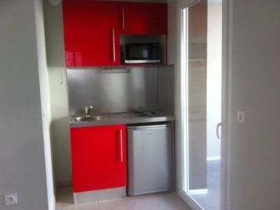 Appartement récent Grenoble - 2 pièce(s) - 45.81 m2