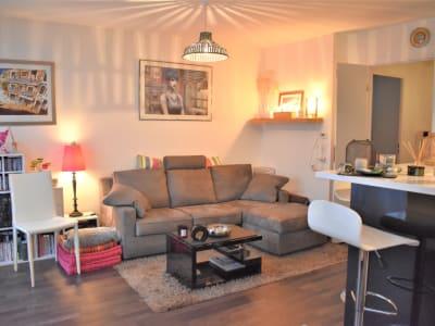 Appartement Romainville 2 pièce(s) 50.70 m2