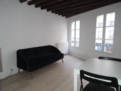 Appartement Paris - 2 pièce(s) - 27.16 m2