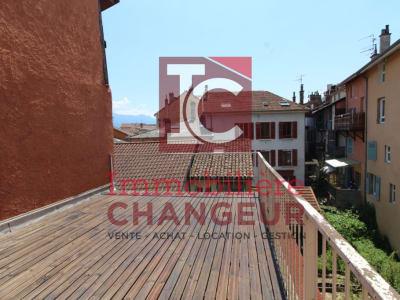 Appartement Voiron 2 pièce(s) 51.48 m2 avec grande terrasse