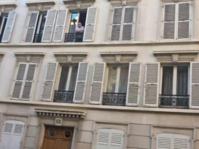 Appartement Paris - 2 pièce(s) - 38.61 m2