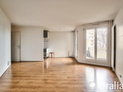 Le Pre St Gervais - 1 pièce(s) - 33.83 m2 - 3ème étage