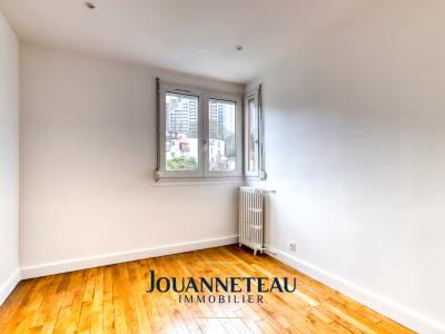 ---EXCLUSIVITE --- Appartement 2 pièces 37 m² rénové  sans vis à