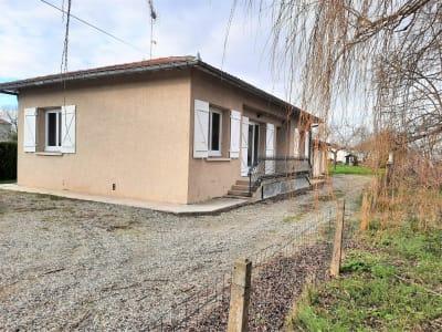 Villa T3 de 90 m² sur 1200 m² de Terrain clos.
