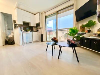 Studio 20 m² refait à neuf CANNES