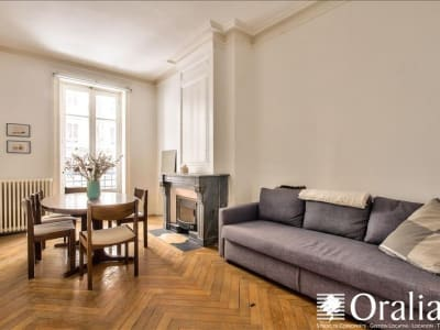 Lyon 06 - 3 pièce(s) - 98.48 m2 - 1er étage