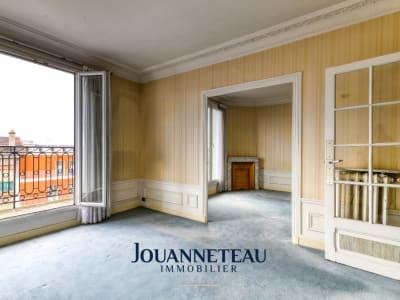 Appartement  4 pièces  avec 3 chambres + balcons