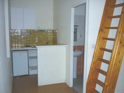 Appartement Grenoble - 1 pièce(s) - 17.7 m2
