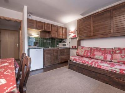 Appartement Meribel 1 pièce(s)