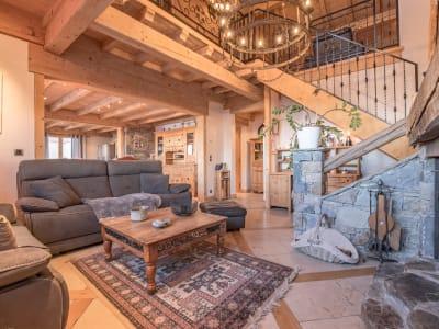 Un appartement T5 comme un chalet à Courchevel 1650 - 163 m²