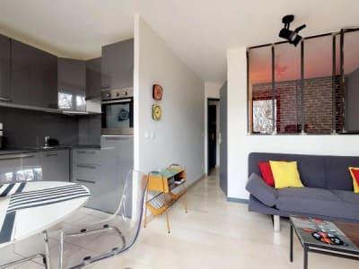 Appartement récent Lyon - 2 pièce(s) - 34.01 m2