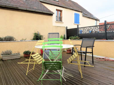 Appartement Saint Leu La Foret 3 pièce(s) 075 m2
