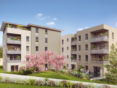 Appartement Vienne  Bon Accueil - T3 - 60 M²