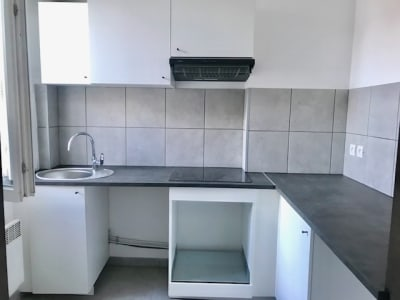 Appartement Marseille - 2 pièce(s) - 33.83 m2
