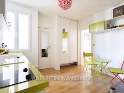 Paris - 2 pièce(s) - 25.08 m2 - 2ème étage