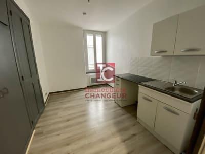 APPARTEMENT VOIRON - 1 pièce - 27 m²