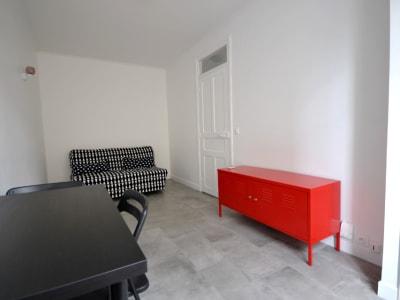 Studio meublé 21.50M²