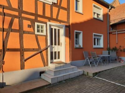 Appartement meublé F1 RDC - Niederlauterbach