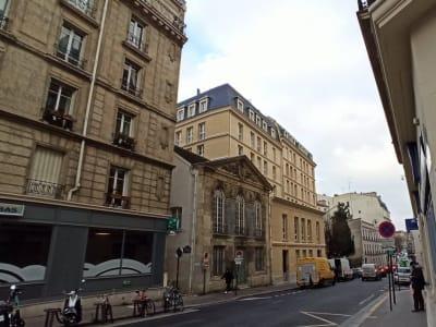 Paris - 1 pièce(s) - 16.01 m2