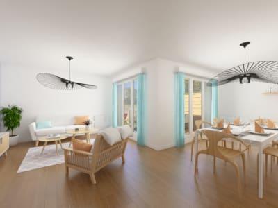 Villa 4 - 5 pièces - 4 chambres - 124m²  - 30m² de jardin et un