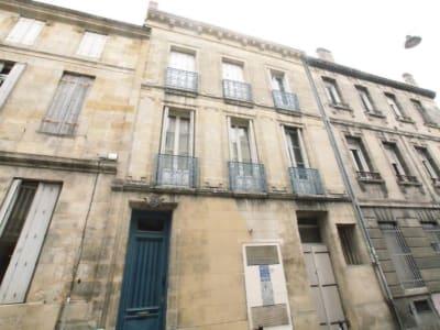 Bordeaux - 1 pièce(s) - 29.45 m2 - 1er étage