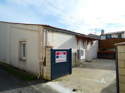 Maison F3 SEMUSSAC