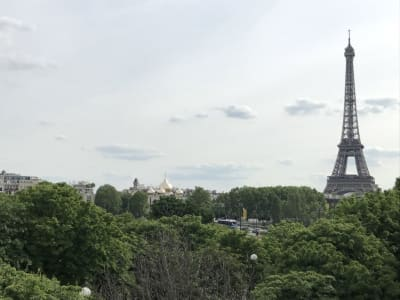 Paris 8ème - 6 pièce(s) - 265 m2