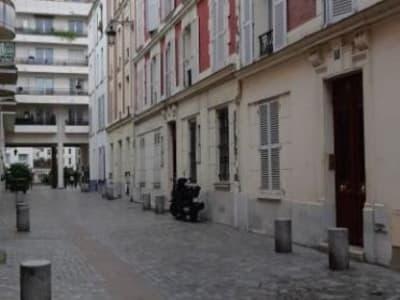 Levallois Perret - 2 pièce(s) - 38 m2 - 4ème étage