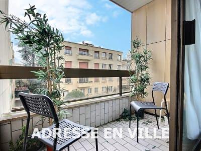 Appartement  2 pièces de 50 m2 avec balcon