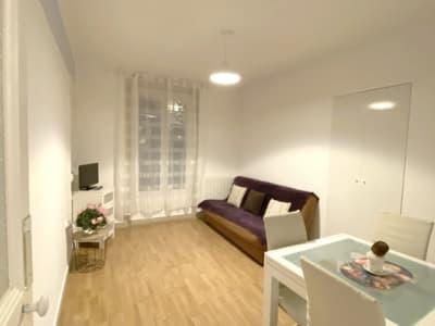 Levallois-Perret -2 pièce(s) 39 m2- en meublé
