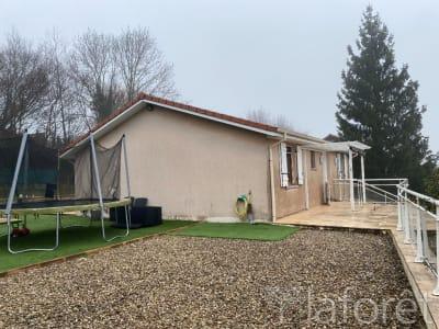Maison à 10 mn de la sortie A43 BOURGOIN JALLIEU