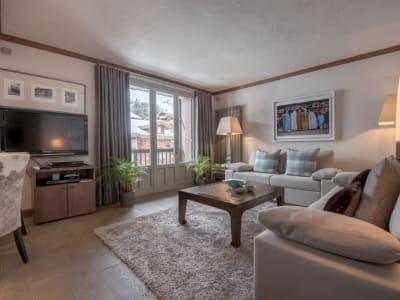 Appartement traversant - 3 chambres doubles - au coeur de Courch