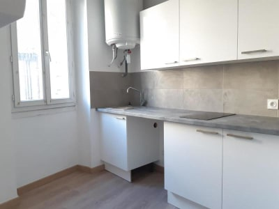 Appartement rénové Marseille - 2 pièce(s) - 44.7 m2