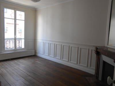 Appartement ancien Paris - 2 pièce(s) - 37.67 m2