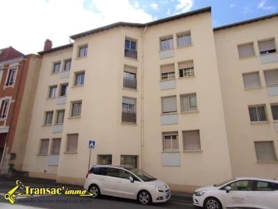 Thiers - 4 pièce(s) - 87.85 m2 - 1er étage