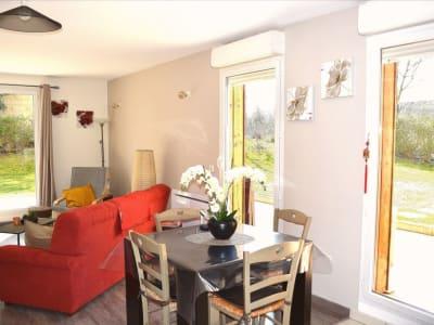 Tres bel appartement 2 chambres avec terrasse  jardin privatif a