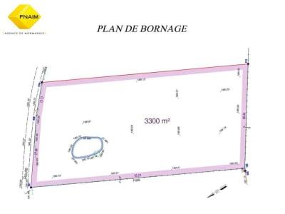 Montreuil-l'argillé - 3300 m2
