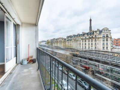 Paris - 2 pièce(s) - 54 m2
